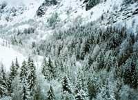Region ski les moins cheres
