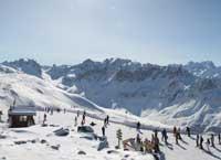 Stations skis les moisn cheres pendant les vacances scolaires