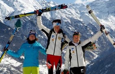 ski à Vaujany