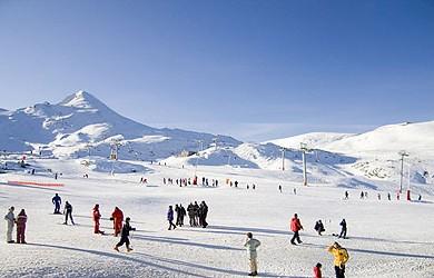 Pyrénées ski