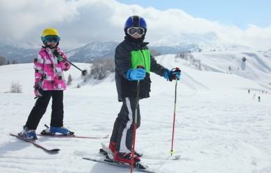 ski à Paradiski