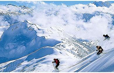 montagne et ski
