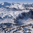 Grands domaines skiables dans les Alpes