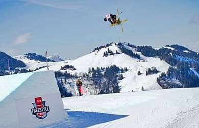 ski en pension complète