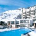 Résidence au ski avec piscine couverte