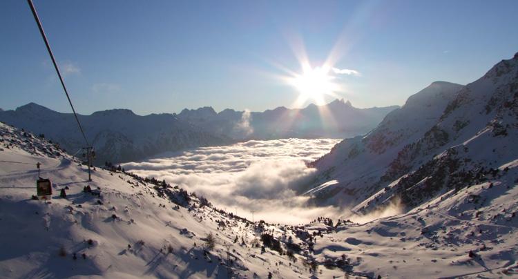 Domaine skiable Les Trois Vallees   © les3vallees.com