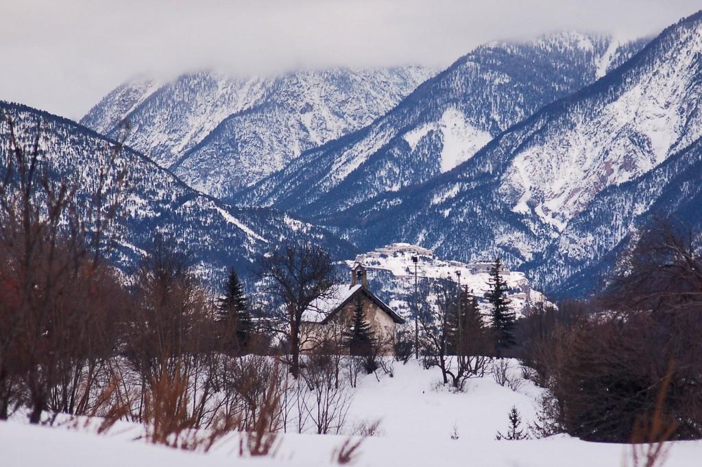 la-salle-les-alpes-hiver