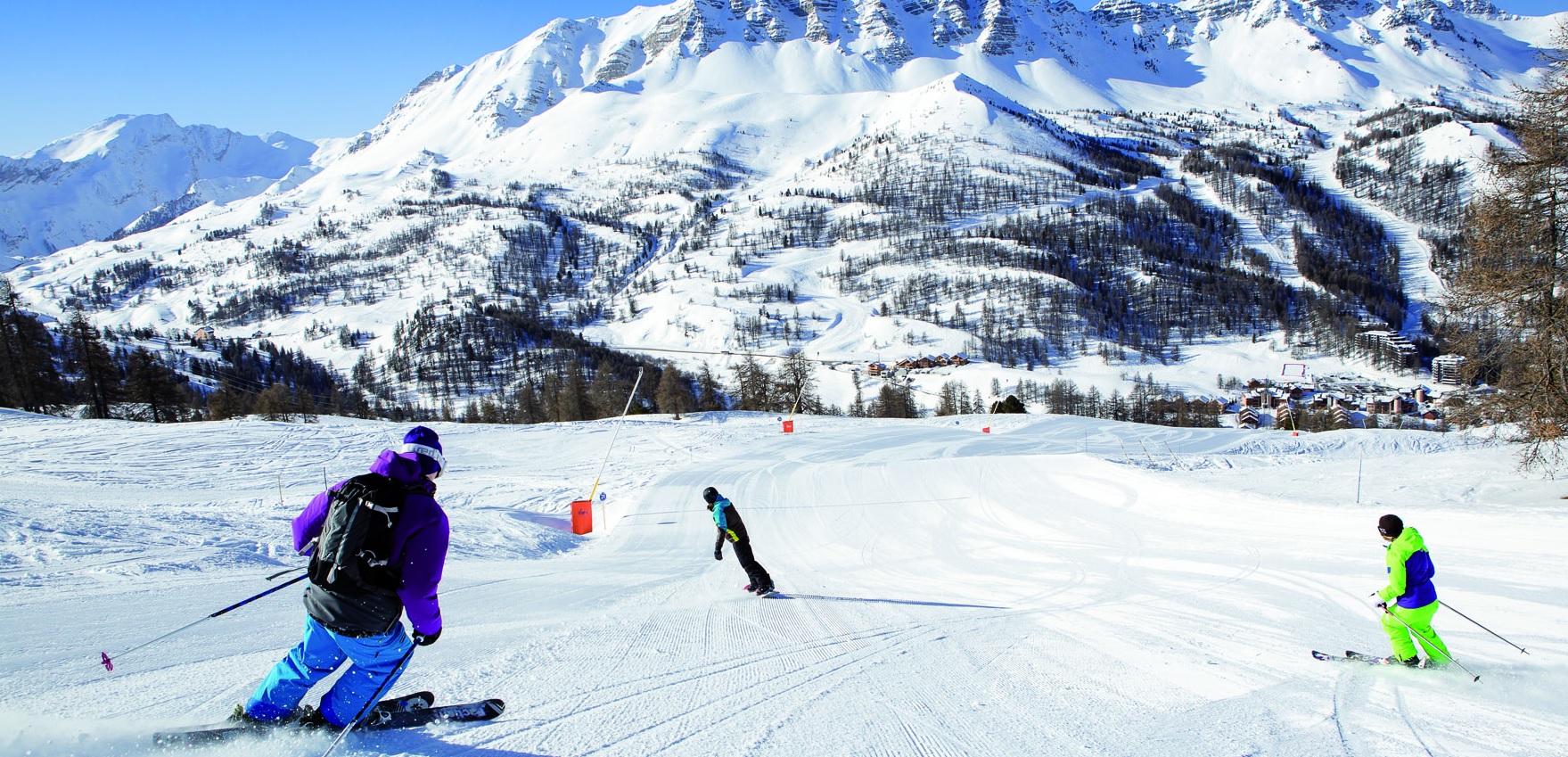 location ski a vars