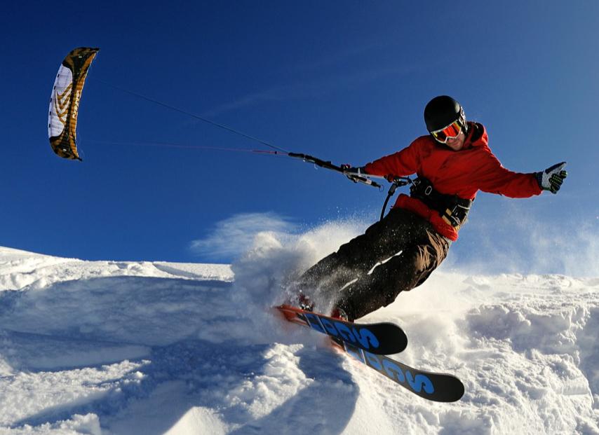 kite-snow-flaine
