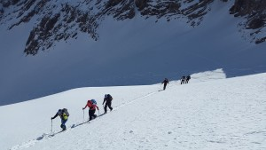 ski-mountaineering