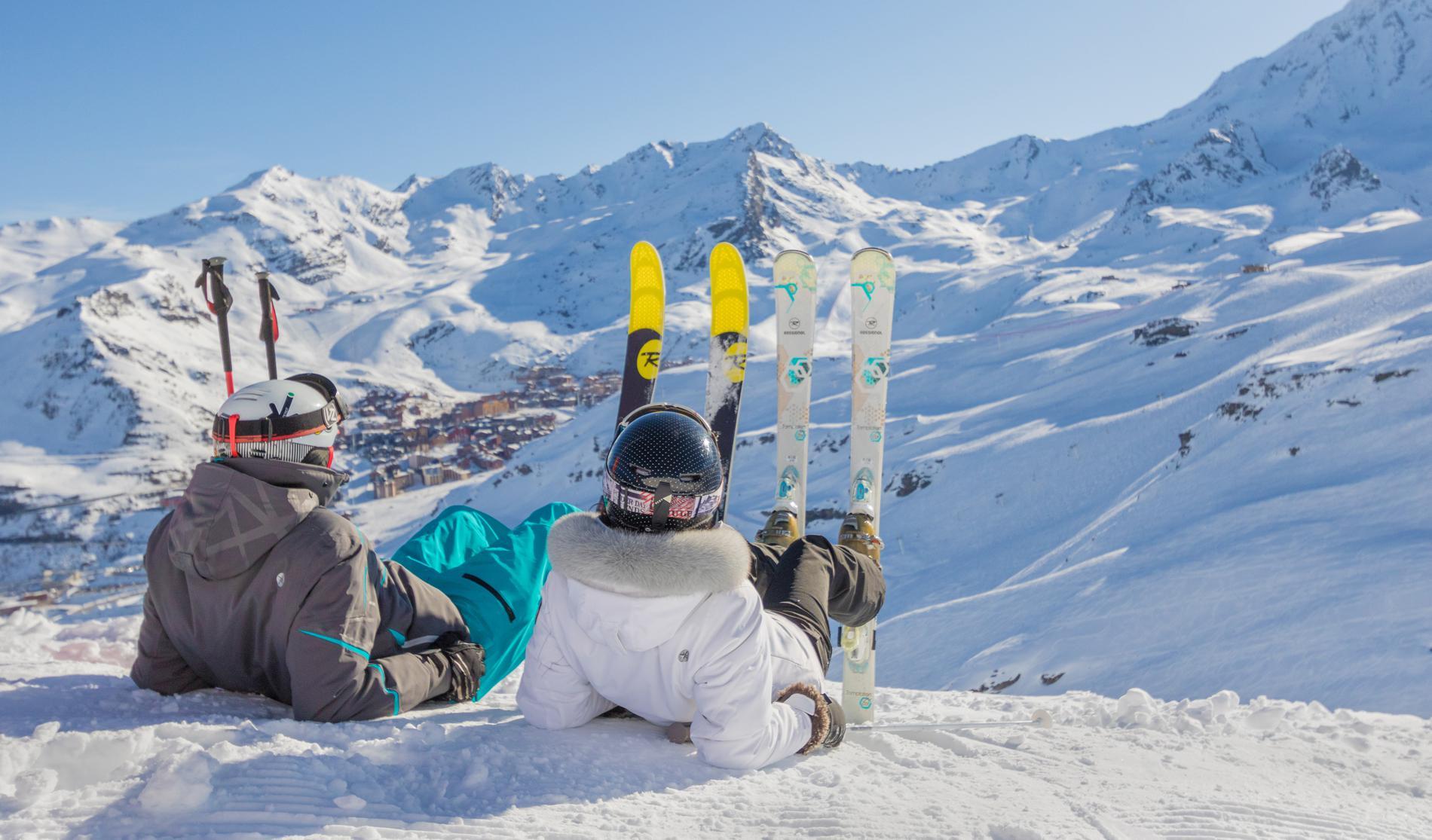 Les premières neiges de la saison de ski 2016 !
