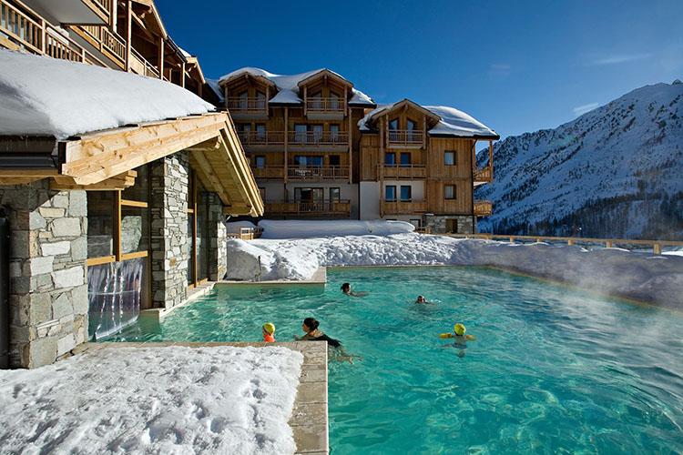 Residence Avec Piscine Alpes Dhuez