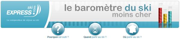 baromètre ski