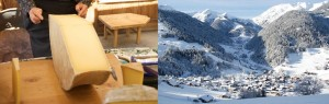 Areches Beaufort -Ski et Fromage