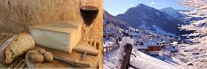 Abondance Chatel Fromage et Ski