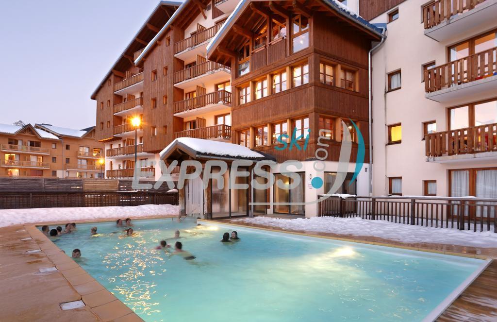 Residence la Turra ski tout compris à Noël