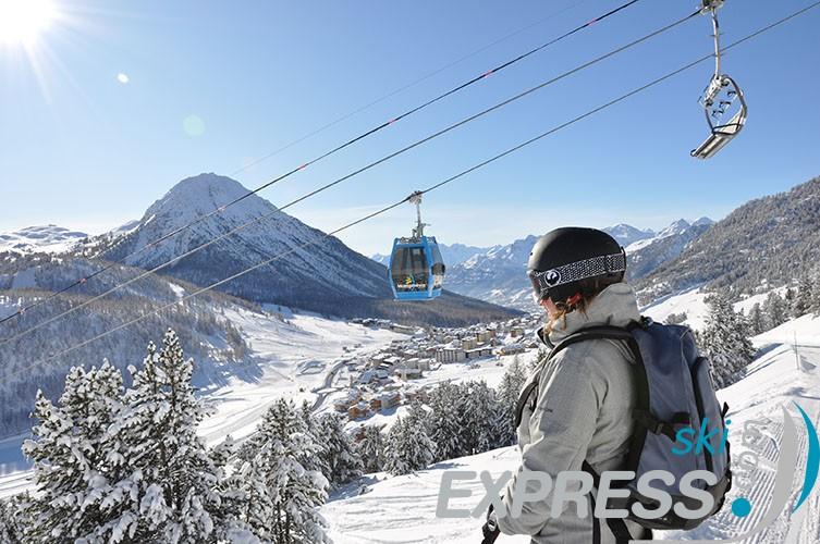 Montgenèvre stations les plus enneigées