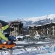 Les Orres station de ski