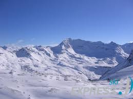montagne domaine ski Beaufort
