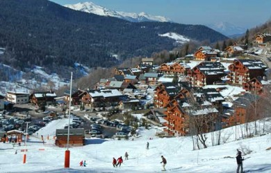 ski-meribel-village