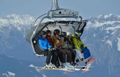 famille_ski
