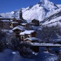H�tel au ski � La Clusaz
