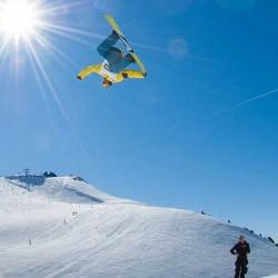 H�tel au ski � Tignes