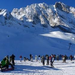 H�tel club au ski en France