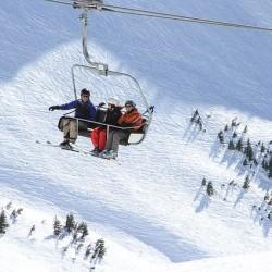 Ski en famille en mars