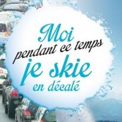 Skier en décalé, une tendance qui prend de l'ampleur !