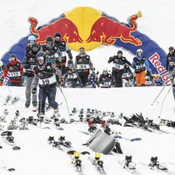 Ax 3 Domaines accueille le Red Bull Tout Schuss
