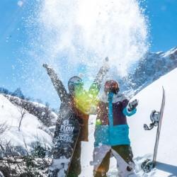 Ski � Valloire sur le domaine Galibier Thabor