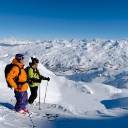 M�ribel, le ski au coeur des 3 Vall�es