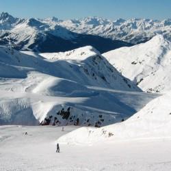 Montchavin Les Coches, ski � la carte sur Paradiski