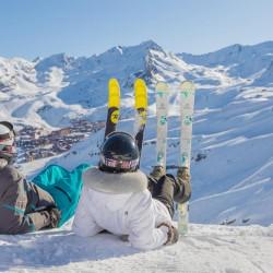 Les Premi�res Neiges de la saison de ski 2016 !