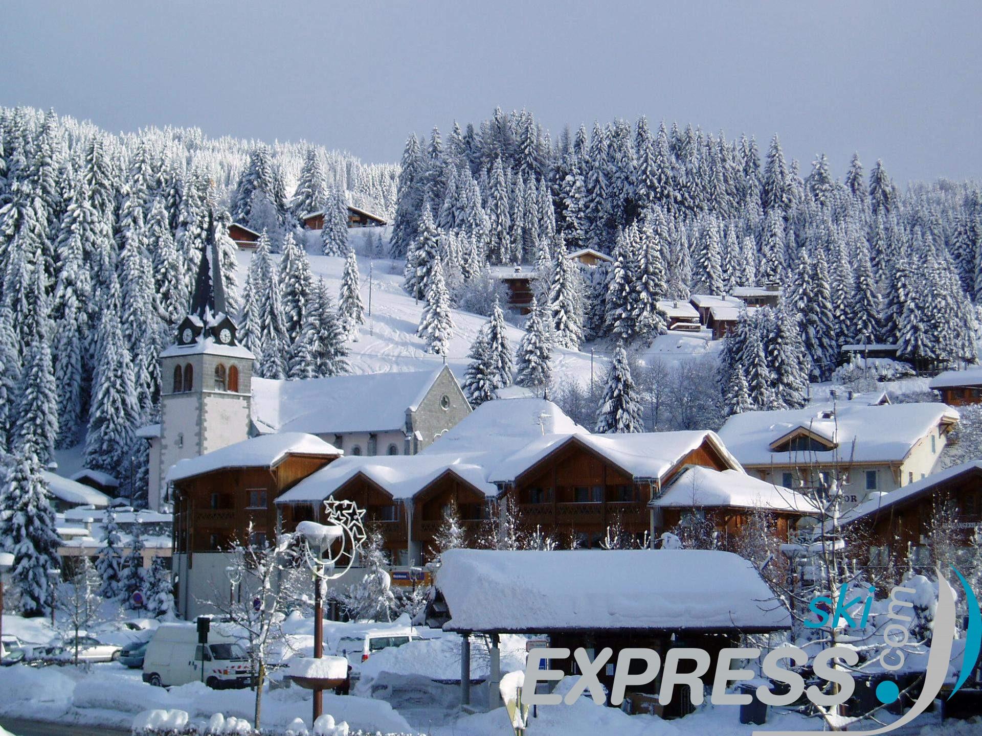 Les plus grands domaines skiables en france - Domaine skiable les portes du soleil ...