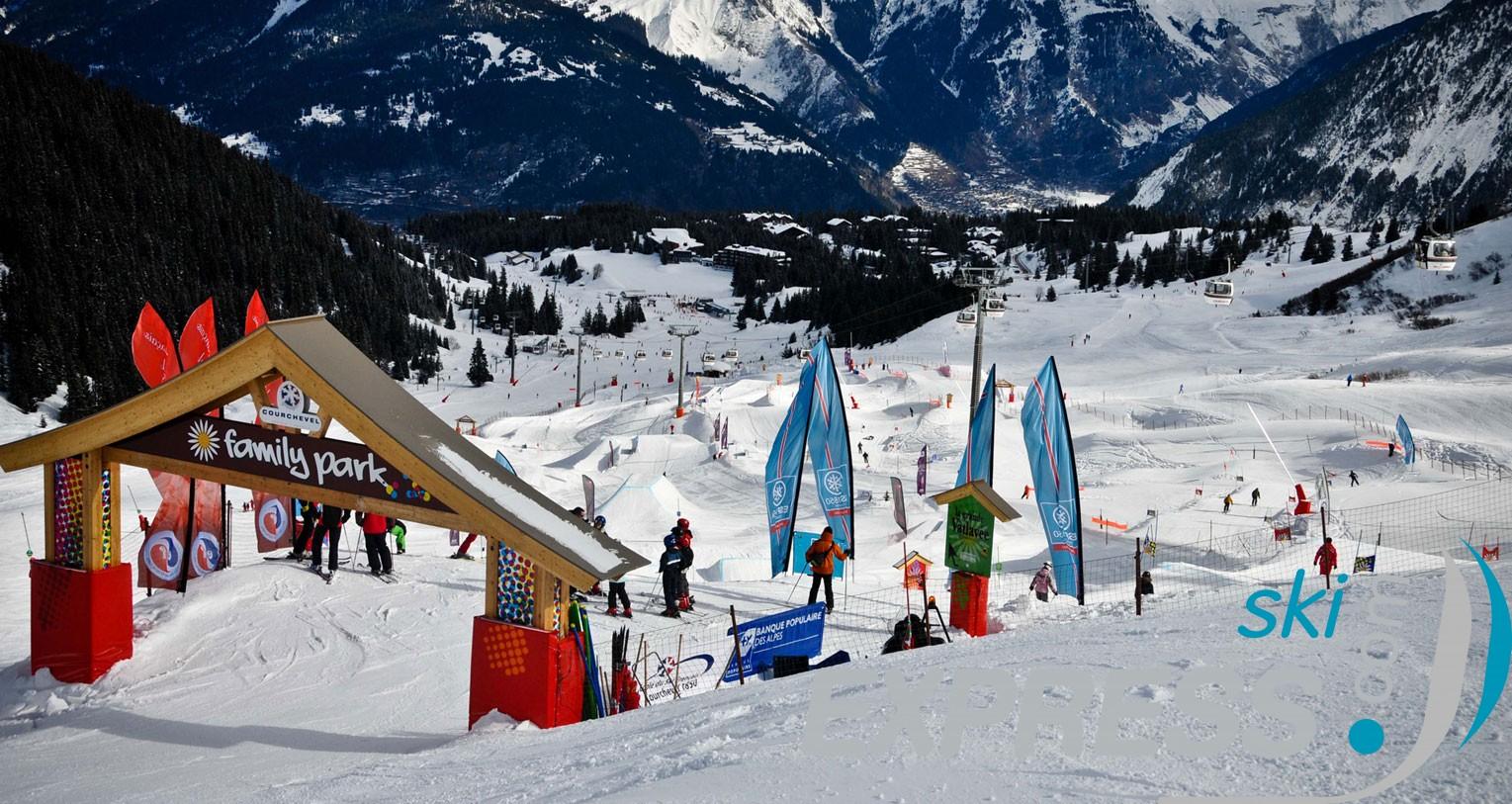 top 5 stations famille plus pour un s jour au ski. Black Bedroom Furniture Sets. Home Design Ideas